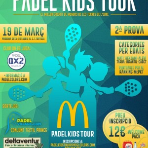 McDonald's Padel Kids Tour